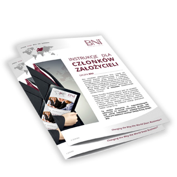 Booklet nr. II - Dla członków założycieli